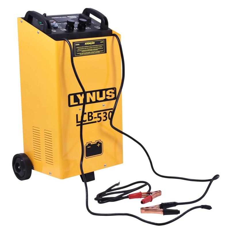 Carregador de Bateria Portátil 220 LCB-350 Lynus