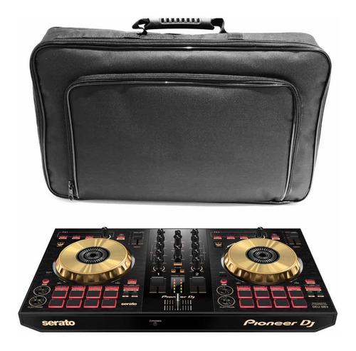Controladora Pioneer Ddj Sb3 Gold + Bag  Envio Imediato Original
