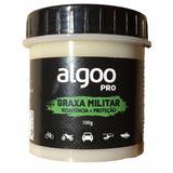 Graxa Algoo Pro Militar sintética para suspensão 100g
