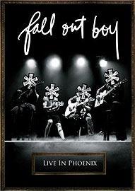 Dvd Fall Out Boy Live In Phoenix - Usa Original