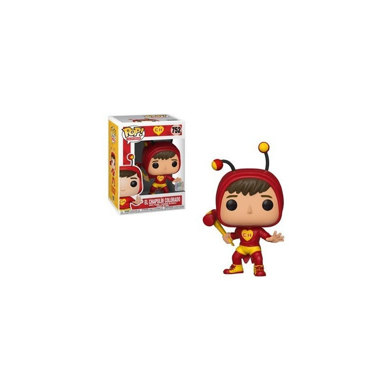 Chapolin Colorado Pop Funko #752 - Chaves