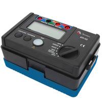 "Terrômetro Digital Minipa 3.3/4"" Dígitos 4 Hastes/Memória"