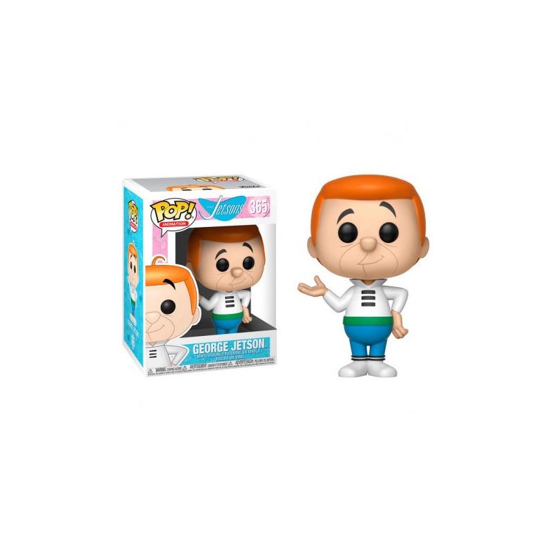 George Jetson Pop Funko #365 - Os Jetsons - Hanna Barbera