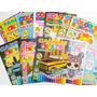 240 Revistas Livrinhos Colorir Infantil Atividades Pintar