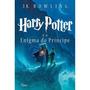 Harry Potter E Enigma Príncipe Livro J. K. Rowling Frete 14