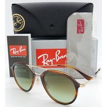 Ray ban Wayfarer Ease Rb4340 71051 50 Tartarugamarrom Cl
