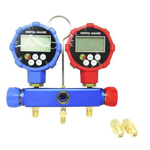 Manifold Eletrônico Digital Gitta Gt R736g 82 Gases