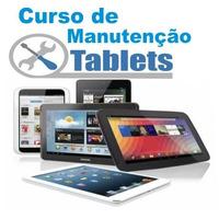 Kit curso manutenção em tablet