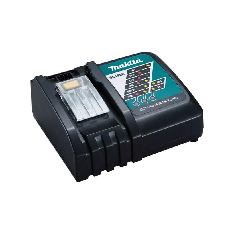 Parafusaderia e Furadeira de Impacto à Bateria 1/2 - 18V / 5.0 Ah + 2 Baterias + Maleta - Dhp481rte