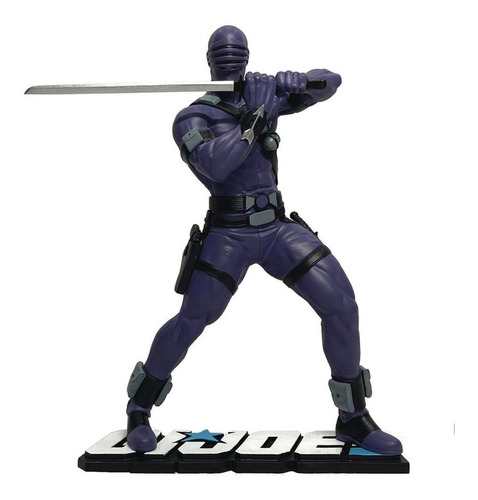 Snake Eyes 1/8 Scale Statue G.i. Joe Pop Culture Shock Original