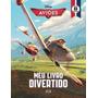 Disney Aviões Meu Livro