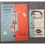 Manual Liquidificador E Batedeira Original Arno Antigo