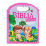 Biblia Infantil Para Dia Das Crianças Meninas Estilo Maleta