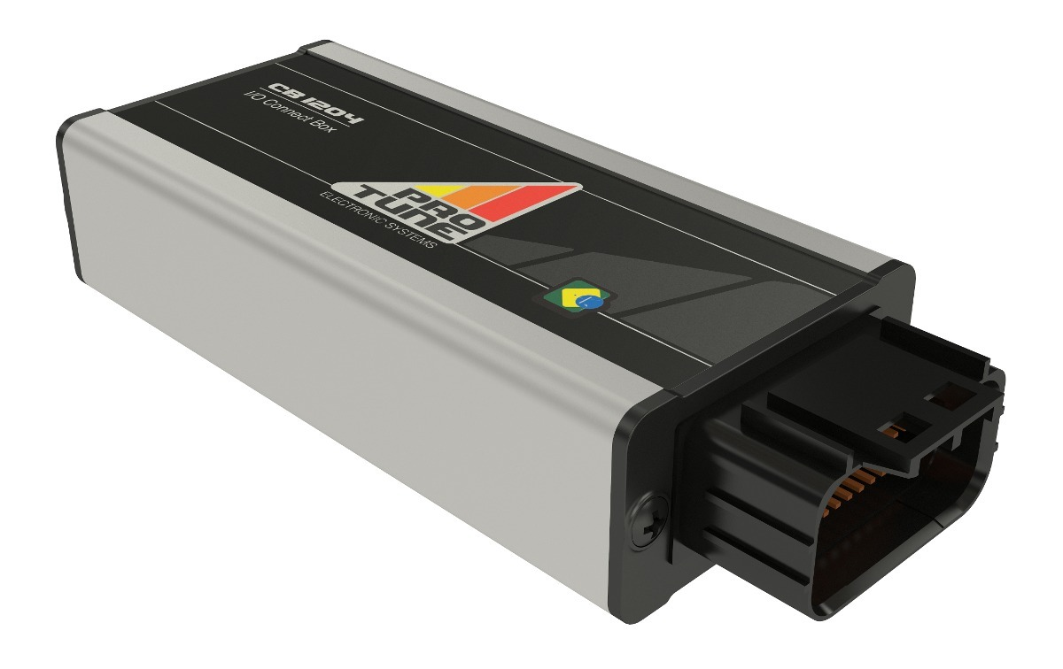 Combo Dash 5.6 + Connect Box  CB 1204 + Pré Chicote