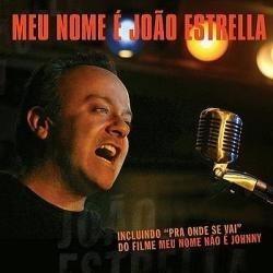 Cd João Estrella Meu Nome É João Estrella Original