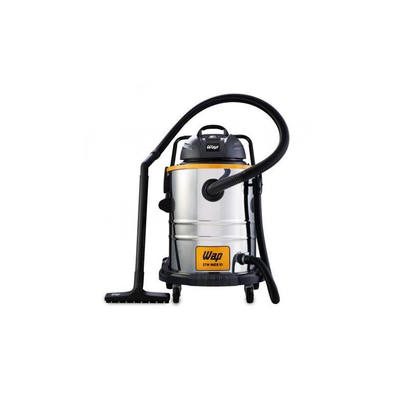 Aspirador GTW Inox 50 220V 1600W 60Hz-Wap