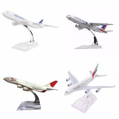 Miniatura Aviao Metal Boeing Airbus Varios Modelos 16x15 Cm em Atibaia