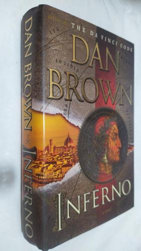 Livro - Dan Brown - Inferno Em Inglês Original