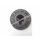 Patch / Distintivo Bordado Justiceiro - I