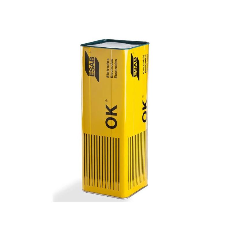 Eletrodo OK46,00  Esab 2,50MM LT 18Kg