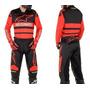 Conjunto Cross Alpinestars Racer Supermatic 2020 Vermelho Pr