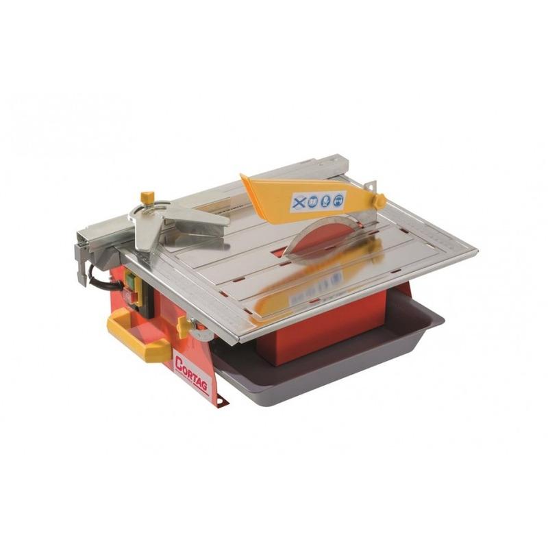 Serra Mármore de Bancada Portátil 550 Watts - ZAPP 180 - Cortag - 220 Volts