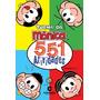 Livro 551 Atividades Turma Da Monica
