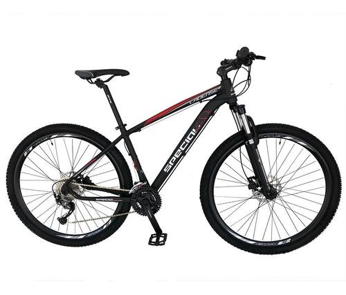 Bicicleta Aro 29 Alivio 27 Marchas | Shimano Garfo Trava Original