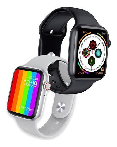 Relogio Smartwatch  Iwo 12 Lite Tela Infinita W26  S/juros Original
