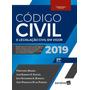 Código Civil E Legislação Civil Em Vigor 37ª Ed. 2019