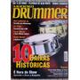 Revista Modern Drummer Nº 05 Dez Caixas Históricas