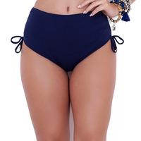 Calcinha Summer Soul Hot Pants Com Amarração Azul Marinho
