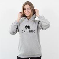 MOLETOM CINZA - CHILLING
