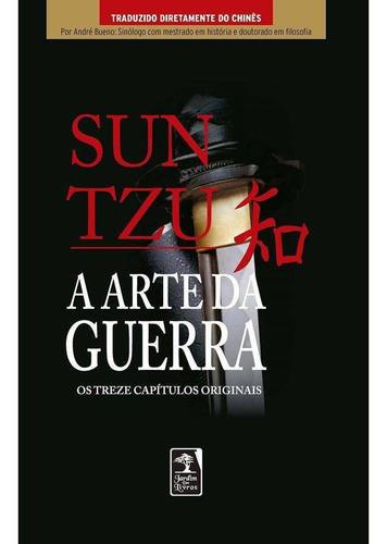 Livro Sun Tzu A Arte Da Guerra 13 Capítulos Origina Promoção Original