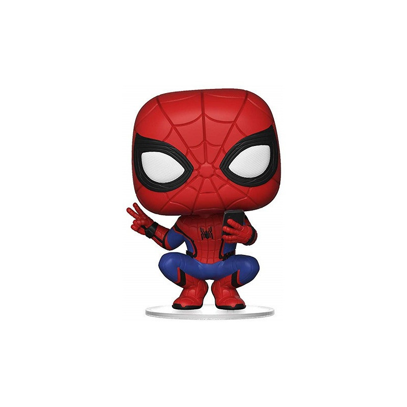 Spider-Man Hero Suit Pop Funko #468 - Far From Home - Marvel