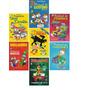 Lote 50 Livros Coleção Hq Manual Disney Atacado Barato