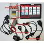Scanner Easydiag Pro3 Tablet 10 Pol Kit De 8 Cabos 2018