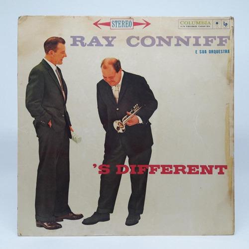 Lp Ray Conniff E Sua Orquestra 's Different Disco De Vinil Original