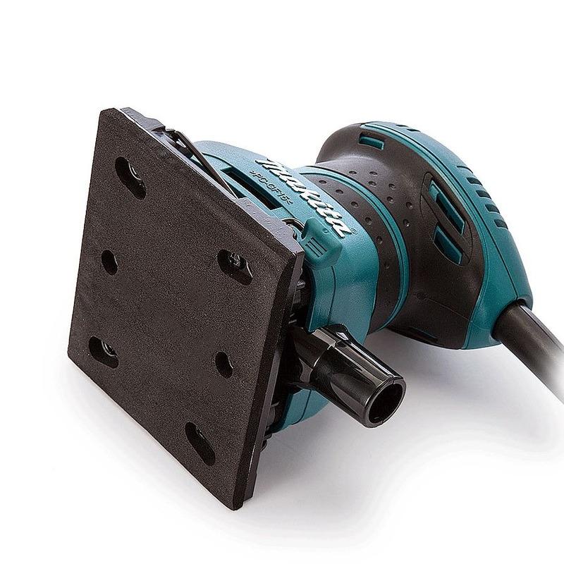 Lixadeira Orbital 200 Watts 114mm com Coletor de Pó - BO4556 - Makita - 220 Volts