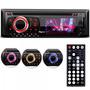 Dvd Player Automotivo Quatro Rodas 3 Pol Bluetooth Usb Mp3