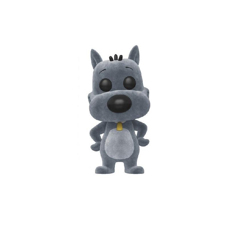 Porkchop Flocked Chase Edition Pop Funko #412 - Doug - Disney