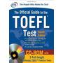 The Offcial Guide To The Toefl Test 4th Ed Com Programa