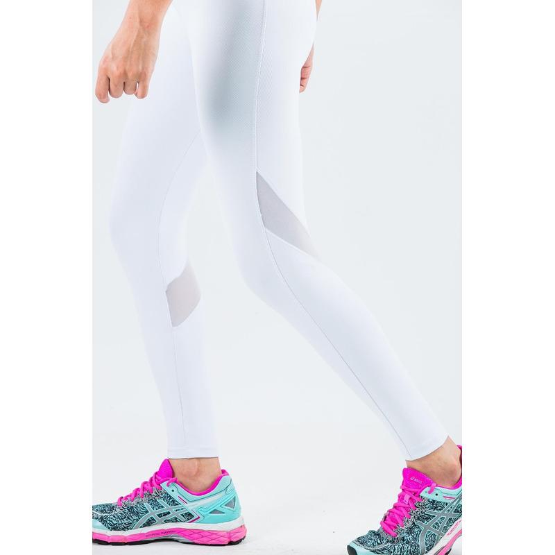 Legging Recorte Tule Flat