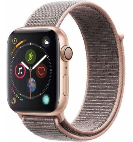 Apple Watch Series 4 44mm Gps Rose Gold Sport Loop A13153 Original