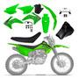 Kit Crf230 Amx Adaptável Carenagem Plastico Tanque Banco