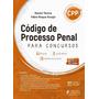 Código De Processo Penal Para Concursos Edição Atual