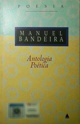 1 Livros Antologia Poética Mario Bandeira Nova Fronteira Original