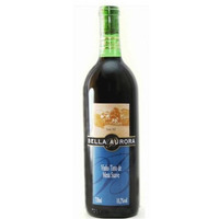 Vinho Tinto Suave Izabel/Bordo 720ml - Bella Aurora