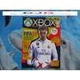Revista Xbox 135 Ano 10 Fifa 18 Com Poster Marvel