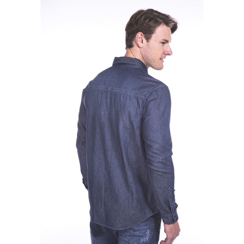 Camisa Jeans Long Island NFT